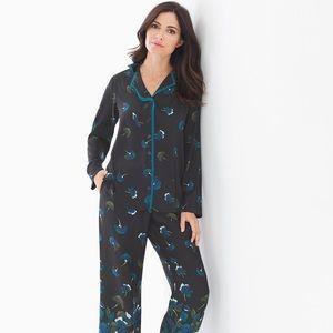 Soma Floral Pajama Set